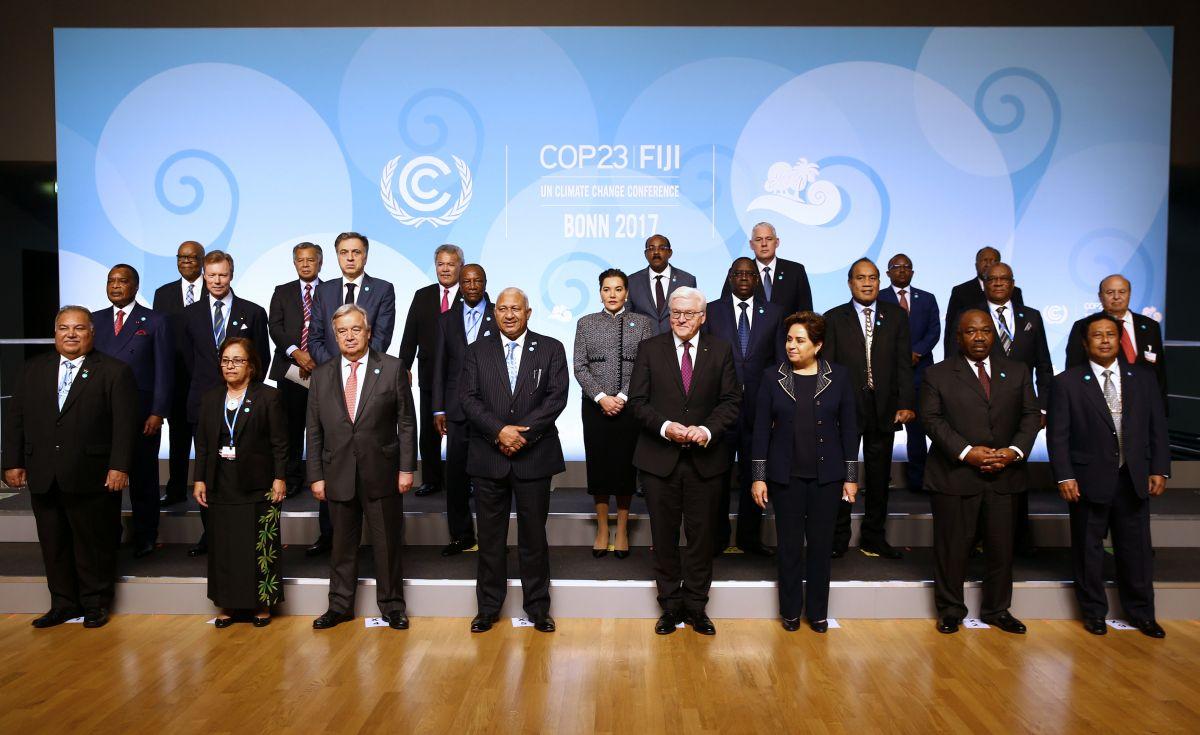 Учасники кліматичної конференції / REUTERS