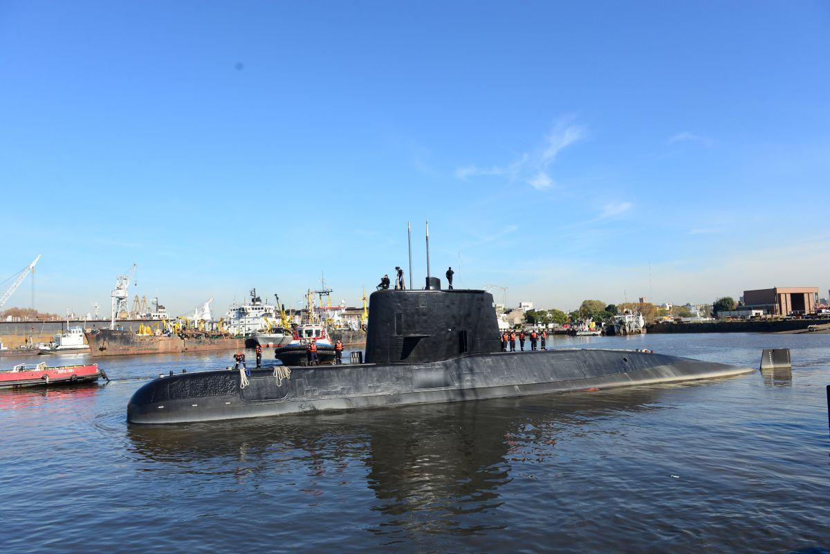 Підводний човен San Juan / REUTERS