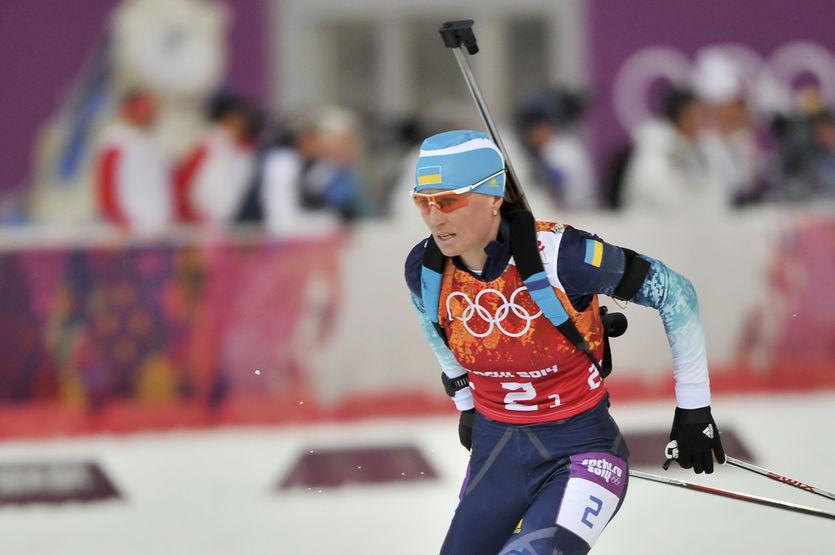 Віта Семеренко не змогла допомогти команді завоювати медаль ЧС / Reuters