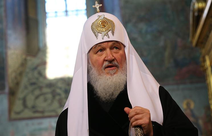 Патриарх Московский и всея Руси Кирилл / ТАСС
