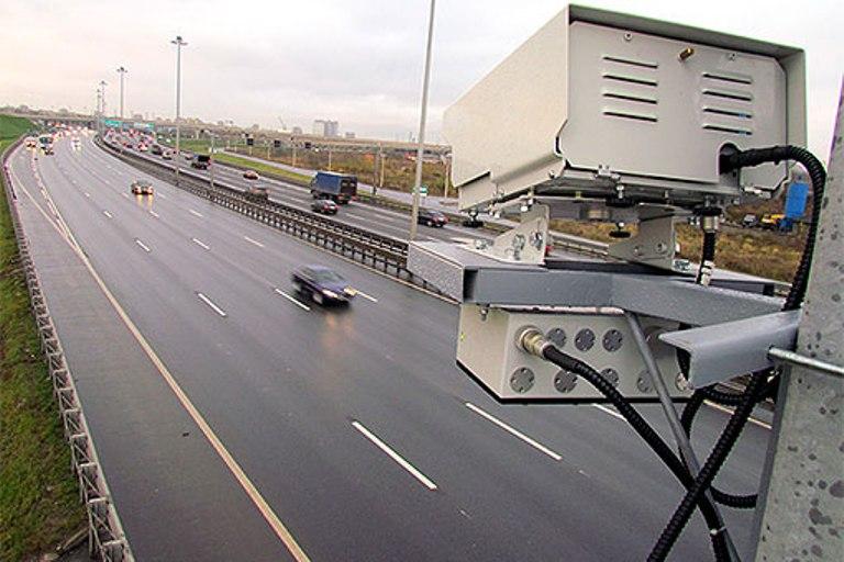 Первые камеры видеофиксации нарушений ПДД были установлены в Киеве \ фото antikor.com.ua