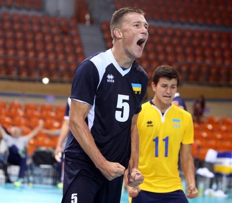 Олег Плотницкий / volleyball.ua