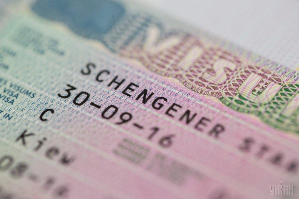 Шенгенские визы большинствуграждан Украины стали не нужны / фото УНИАН