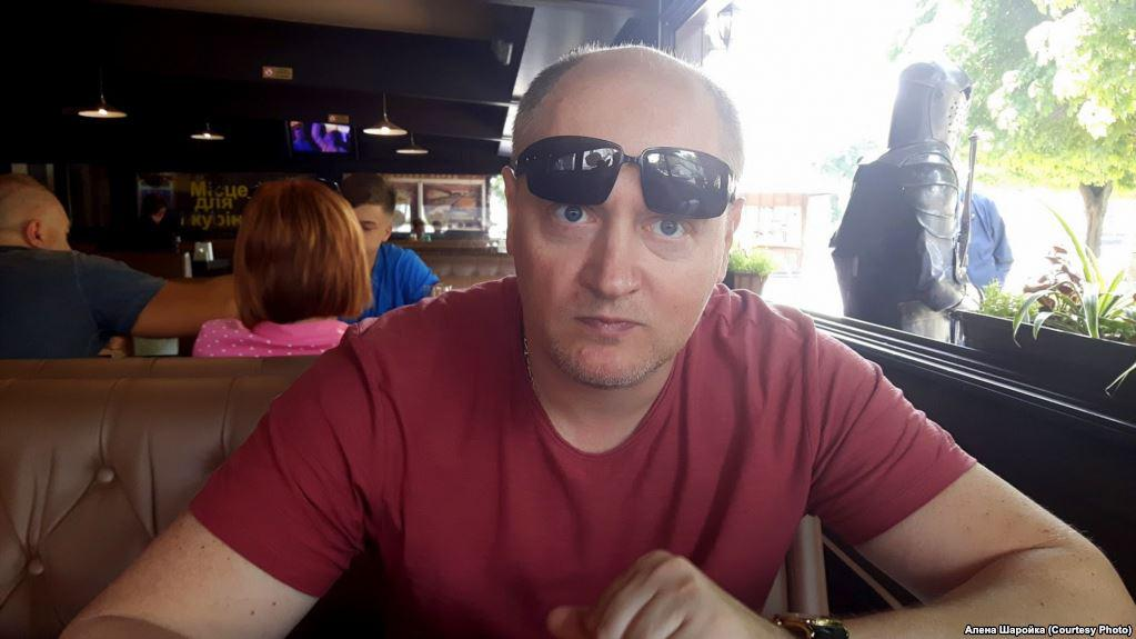 Шаройко осудили в Беларуси до 8 лет тюрьмы / фото Радио Свобода