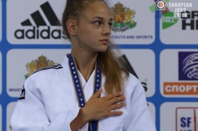 Белодед выиграла в весовой категории до 48 кг / xsport.ua