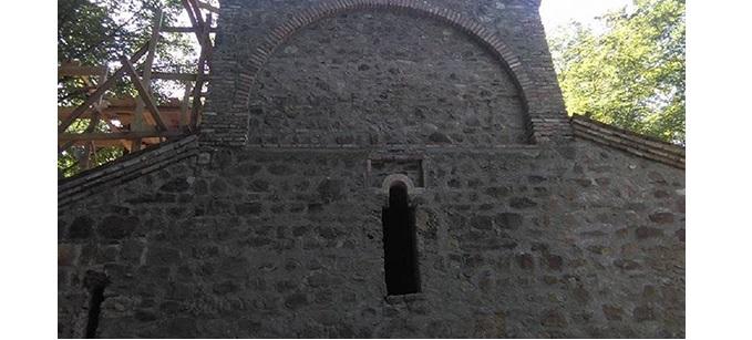 Фото: Монастырь, где обнаружена могила Квирике III / tbilisi.aif.ru