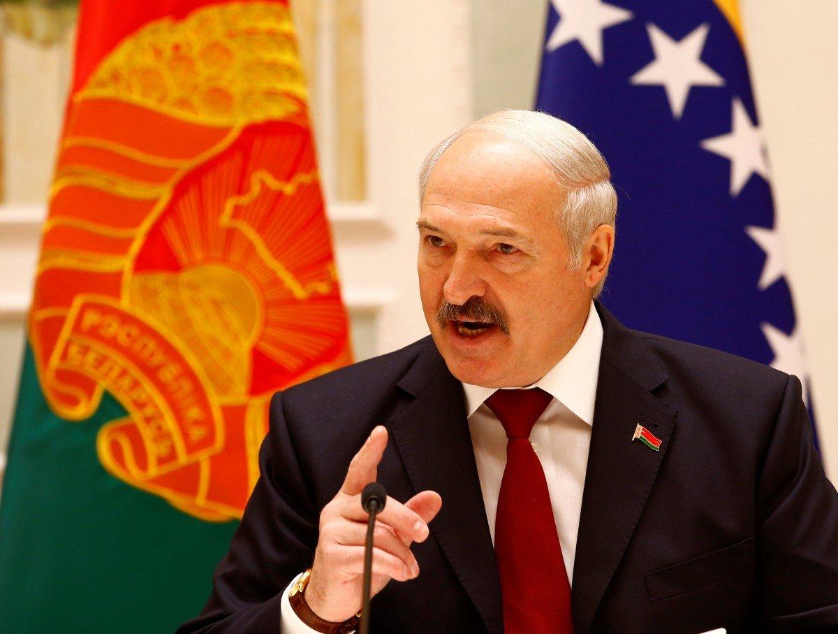Лукашенко пригрозил протестующим / фото REUTERS
