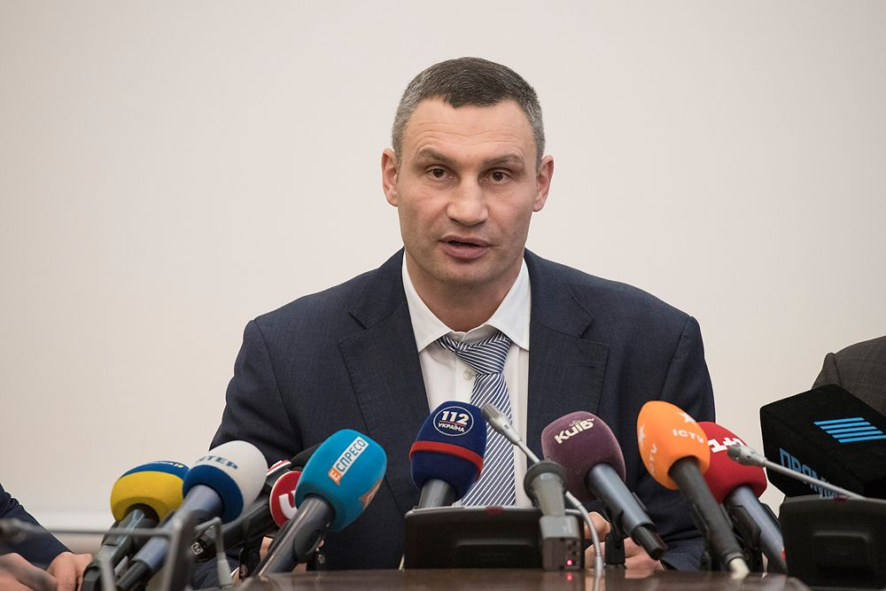 Борьба с коррупцией в столице коснулась не только управлений и департаментов КГГА / kiev.klichko.org