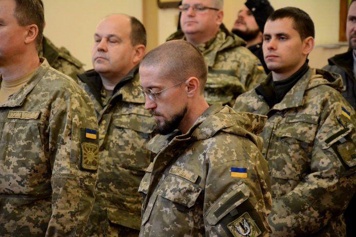 Во Львове впервые стартовал курс подготовки капелланов для ВСУ / Генштаб ВСУ