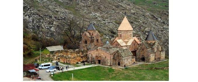 Монастырский комплекс Гошаванк XII века / blagovest-info.ru