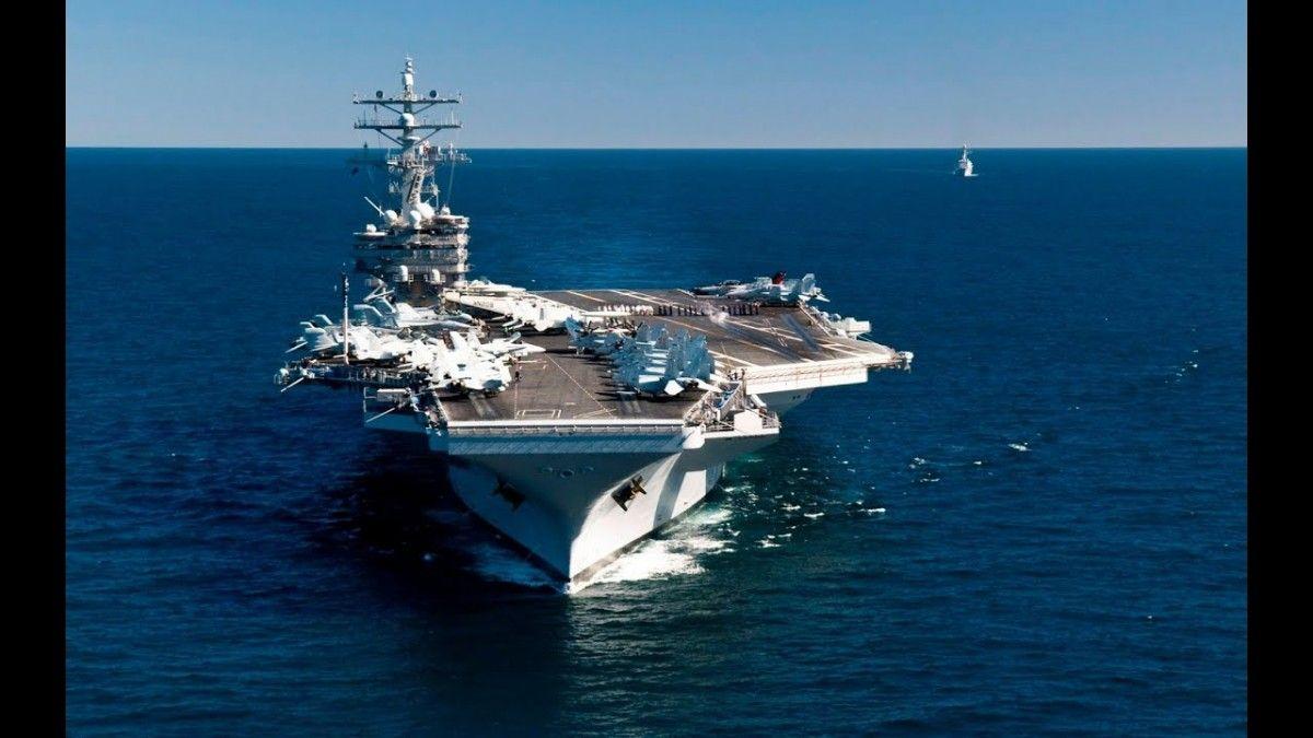 УТихому океані розбився літак ВМС США з11 людьми наборту