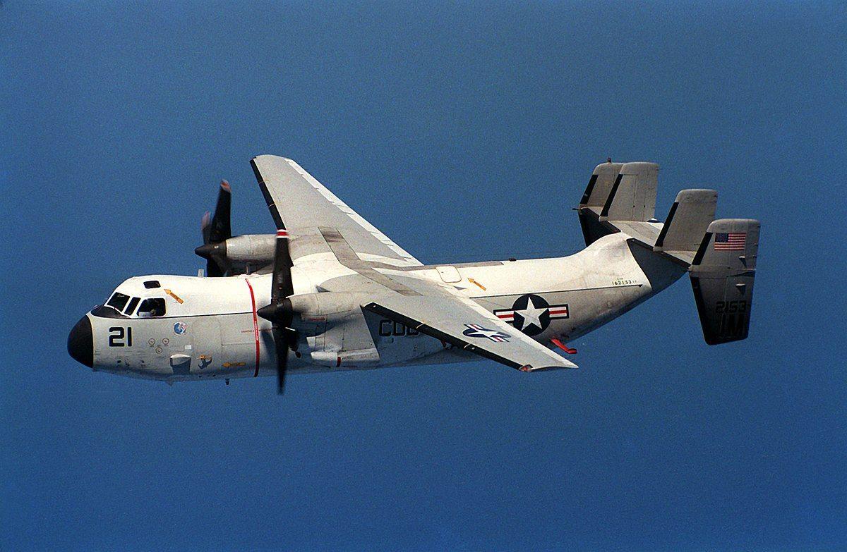 Самолет ВМС США с11 пассажирами потерпел крушение уберегов японской Окинавы