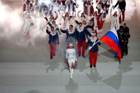 Росія втратила перше місце в медальному заліку Олімпійських ігор-2014