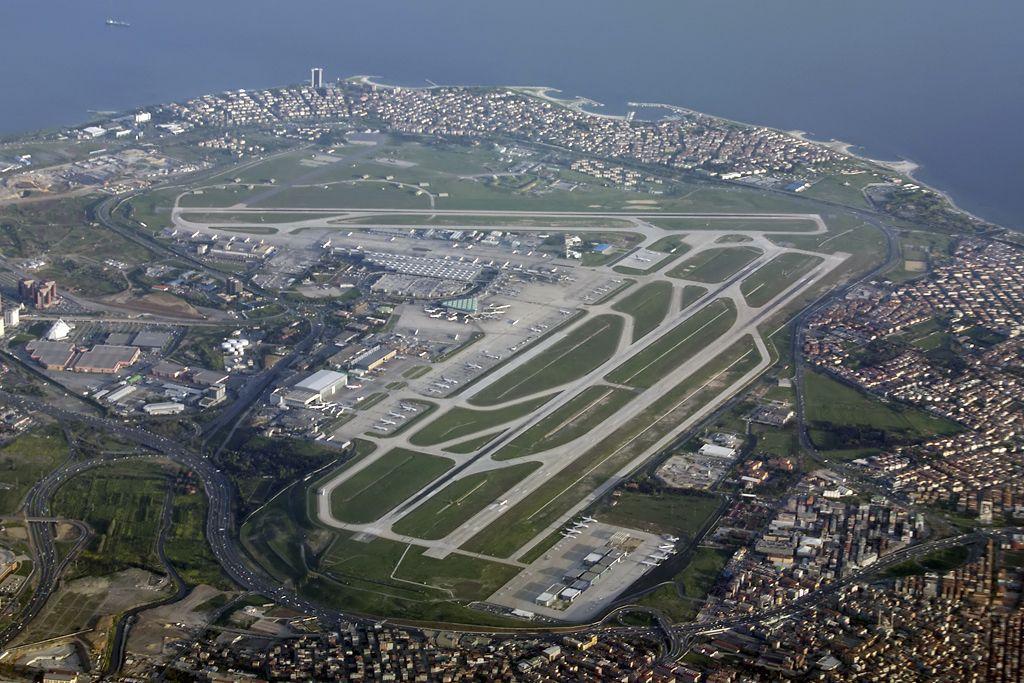 Минирование двух украинских самолетов в Стамбуле оказалось ложным / фото wikipedia.org