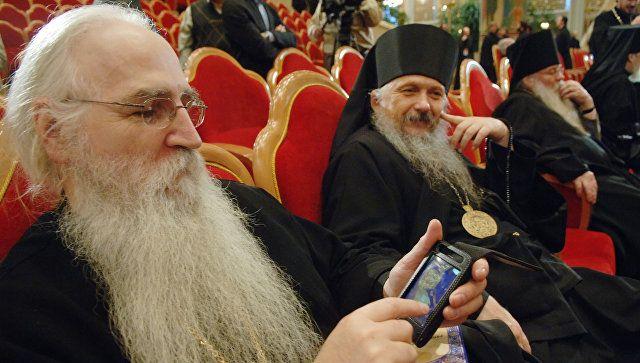 Архиерейский собор РПЦ обсудит, как пользоваться интернетом в монастырях / РИА Новости