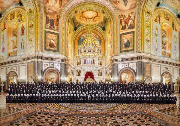377 православных архиереев из 23 стран мира примут участие в Архиерейском Соборе / sobor.patriarchia.ru