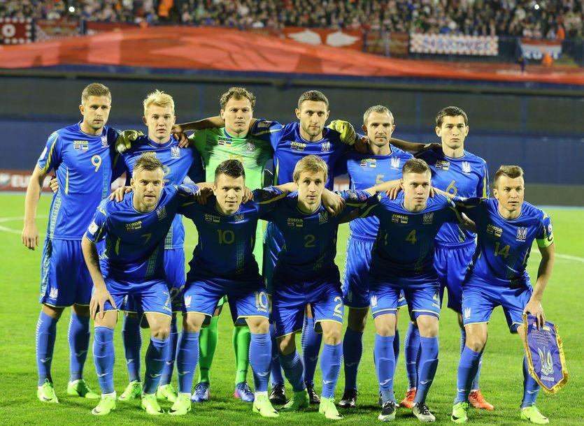 Збірна України після провалу у відборі на ЧС-2018 почав падіння в рейтингу / ffu.org.ua