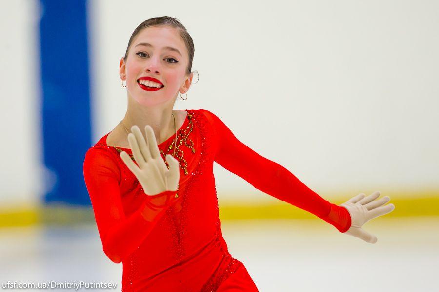 Архіпова завоювала срібло на турнірі в Таллінні  / ufsf.com.ua