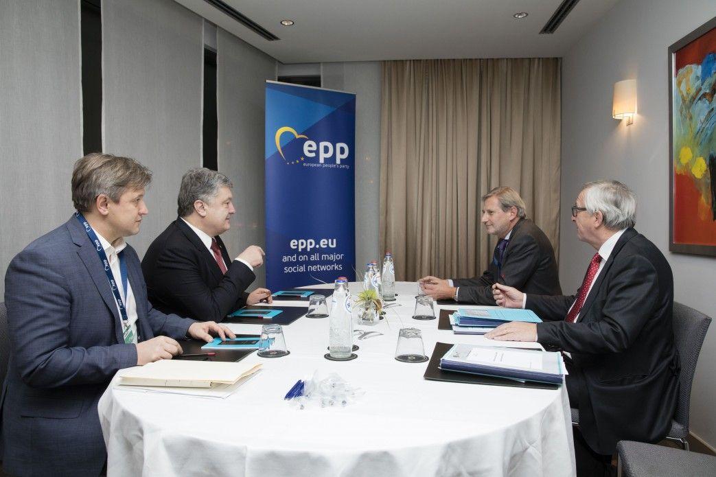 УБрюсселі стартує саміт «Східного партнерства» (ТРАНСЛЯЦІЯ)