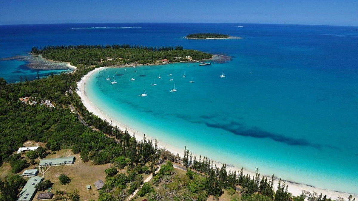 У Новій Каледонії стався землетрус / expedia.com