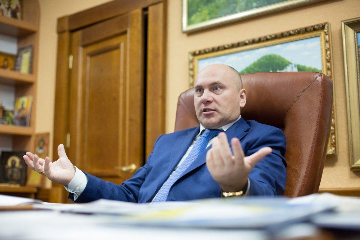 Трубаров уверяет, что приватизация будет осуществляться по украинскому законодательству / фото УНИАН