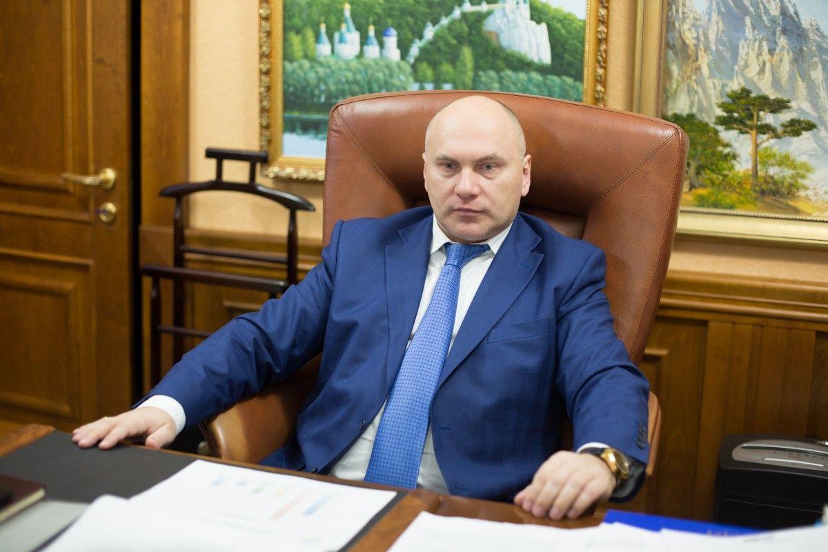 Трубаров поделился ожиданиями относительно выполнения планов Фонда / фото УНИАН