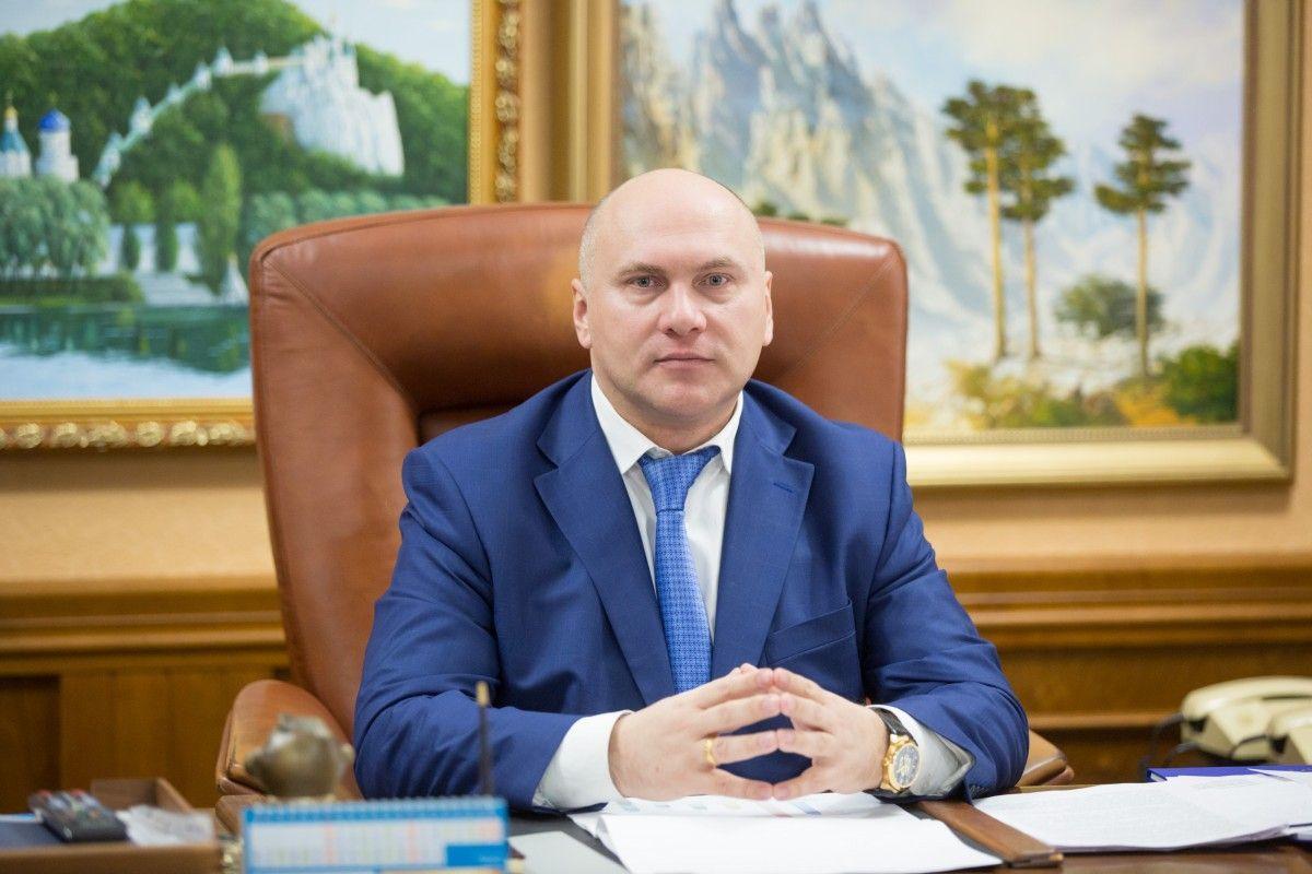 И.о. главы ФГИ Виталий Трубаров детально рассказал о своей работе / фото УНИАН