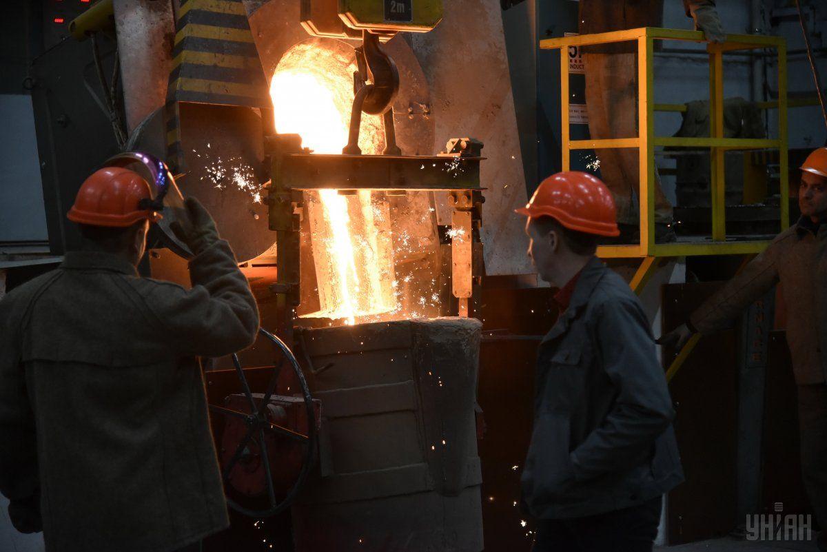 В Украине выросли цены производителей промпродукции / фото УНИАН