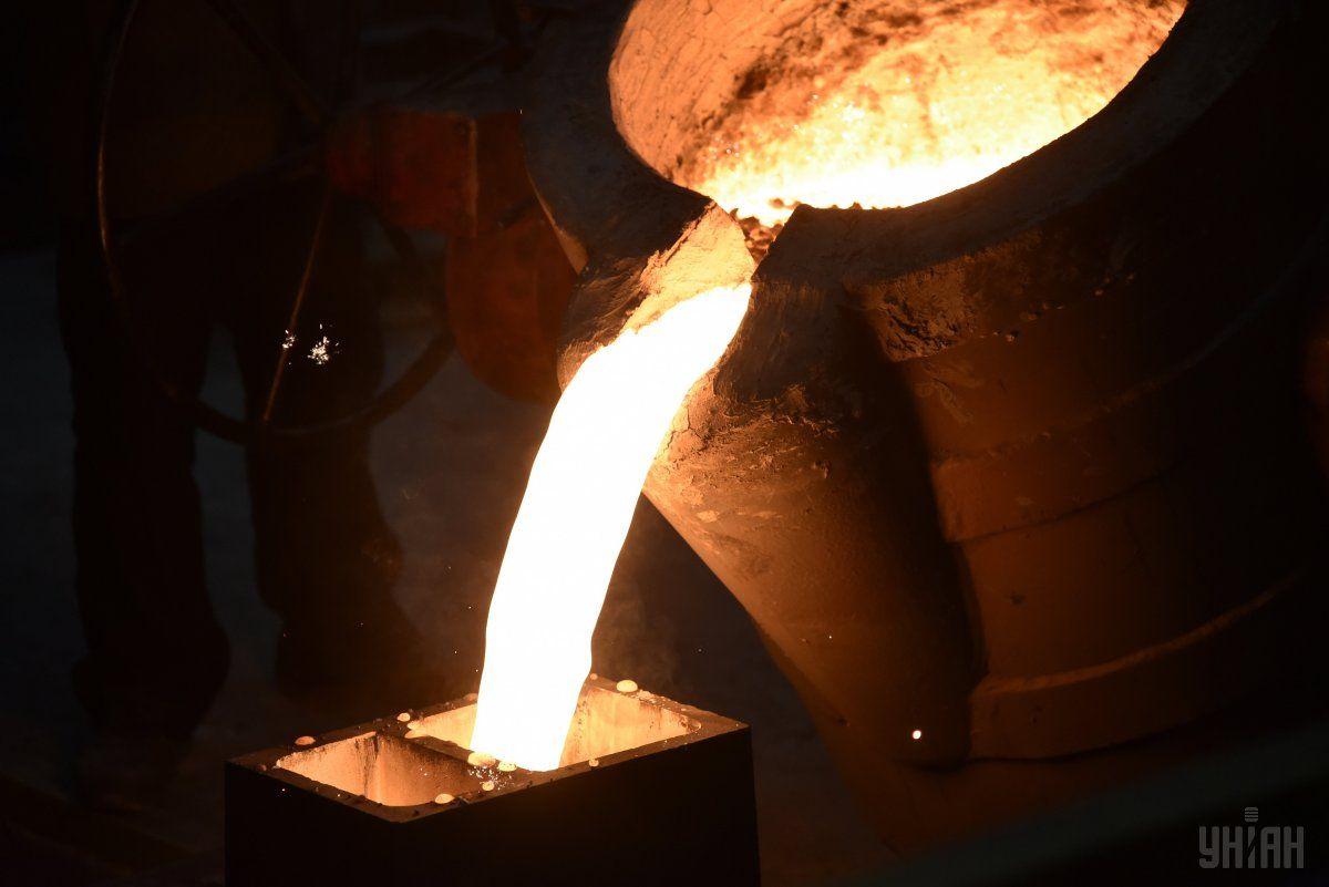 Выручка Украины от экспорта черных металлов выросла на 32,2% / фото УНИАН