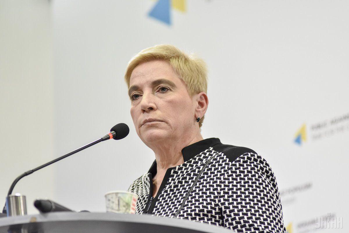Экс-сотрудница НАЗК Соломатина обвинила агентство в фальсификациях проверок е-деклараций чиновников / фото УНИАН