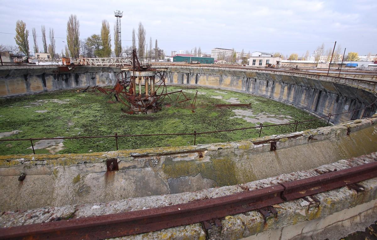 Изношенность Бортнической станции составляет 90% / фото УНИАН