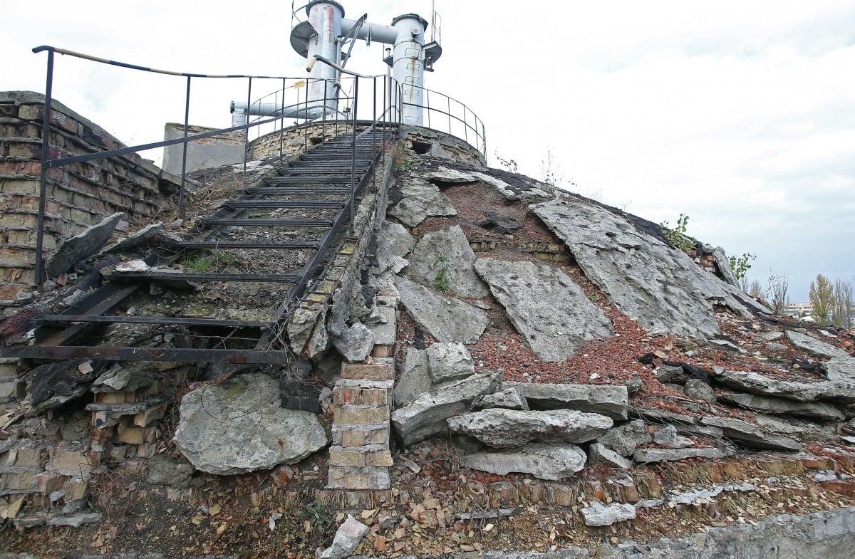 Власти долго искали инвестора для реконструкции станции / фото УНИАН