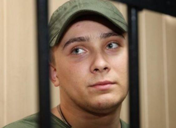 23-летний Стерненко сумел оказать сопротивление, применив нож и ранив обоих нападавших / фото Думская