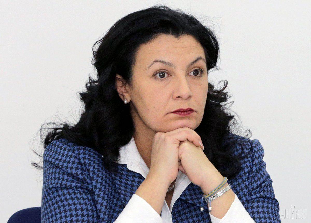 Климпуш-Цинцадзе отмечает, что Украина не чувствует достаточного признания евроатлантических стремлений / фото УНИАН