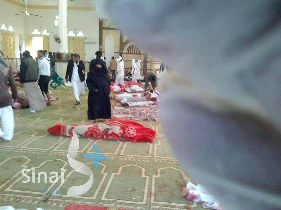 Теракт в Египте унес жизни 305 человек / фото twitter.com/PressTV
