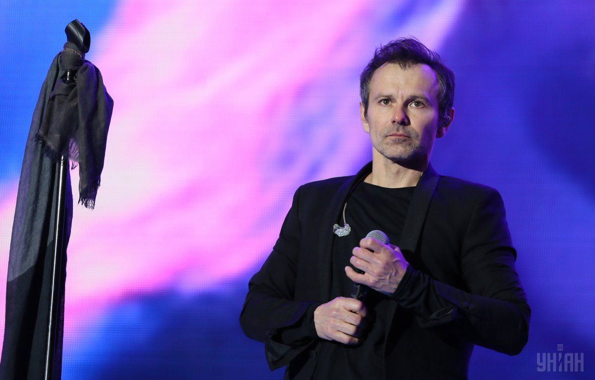 Вакарчук утверждает, что не будет принимать участияв президентской гонке / фото УНИАН