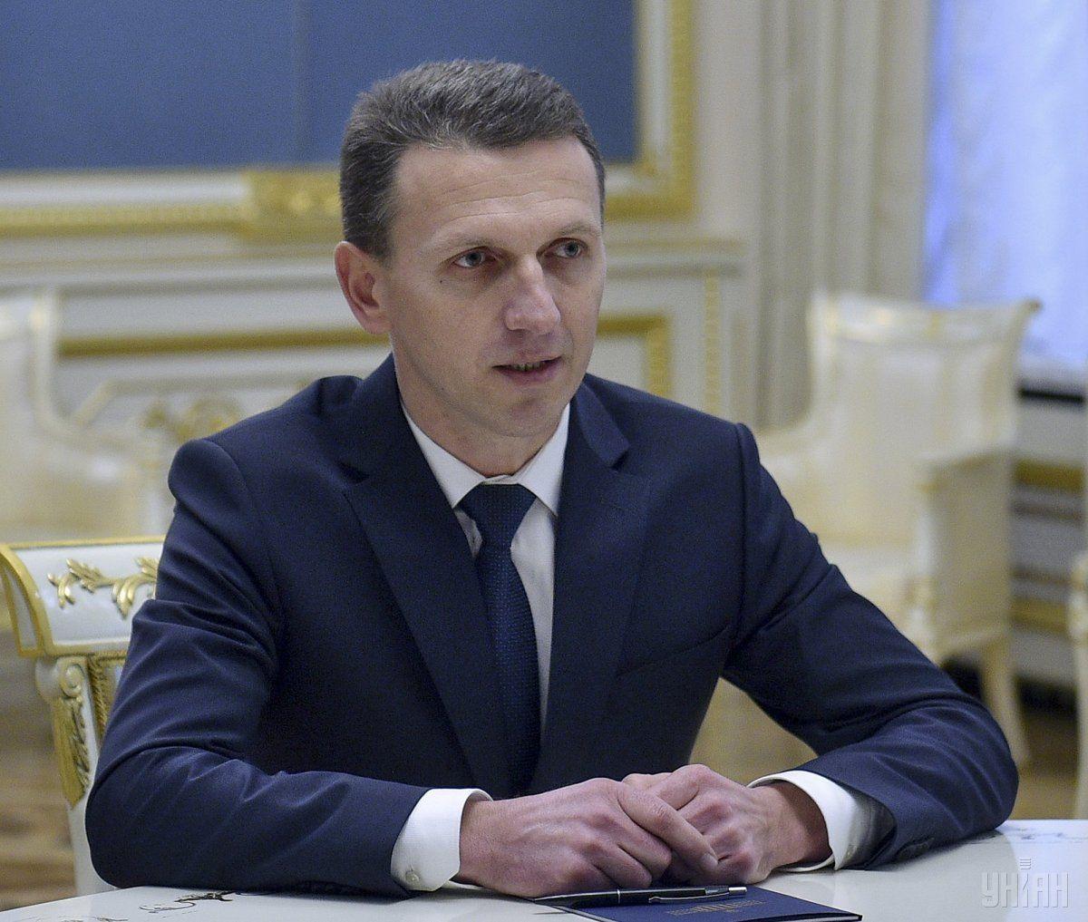 """Труба отметил, что сейчас передача """"дел Майдана"""" не актуальна \ Фото УНИАН"""