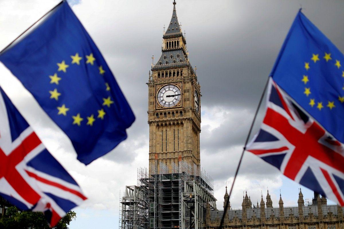 Соглашение с ЕС предполагало, что льготный период продлится до 1 апреля / Иллюстрация REUTERS