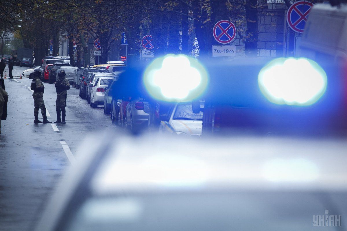У Харкові підірвали авто скандального поліцейського