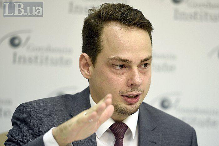 Директор представительства Фонда Эберта в Украине и Беларуси призвал Киев двигаться в сторону реформ / фото LB.ua