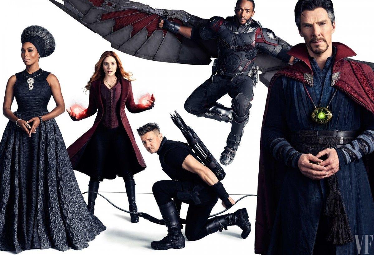 Студия Marvel обзаведется тремя новыми героями \ Vanity Fair