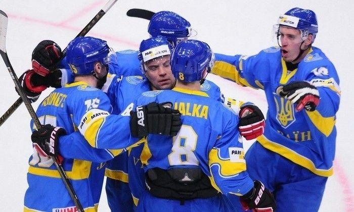 Сборная Украины по хоккею / Sport Arena