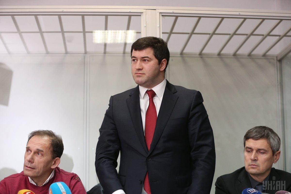 Кабинет министров не планирует возобновлять Насирова на должность председателя Государственной фискальной службы / фото УНИАН