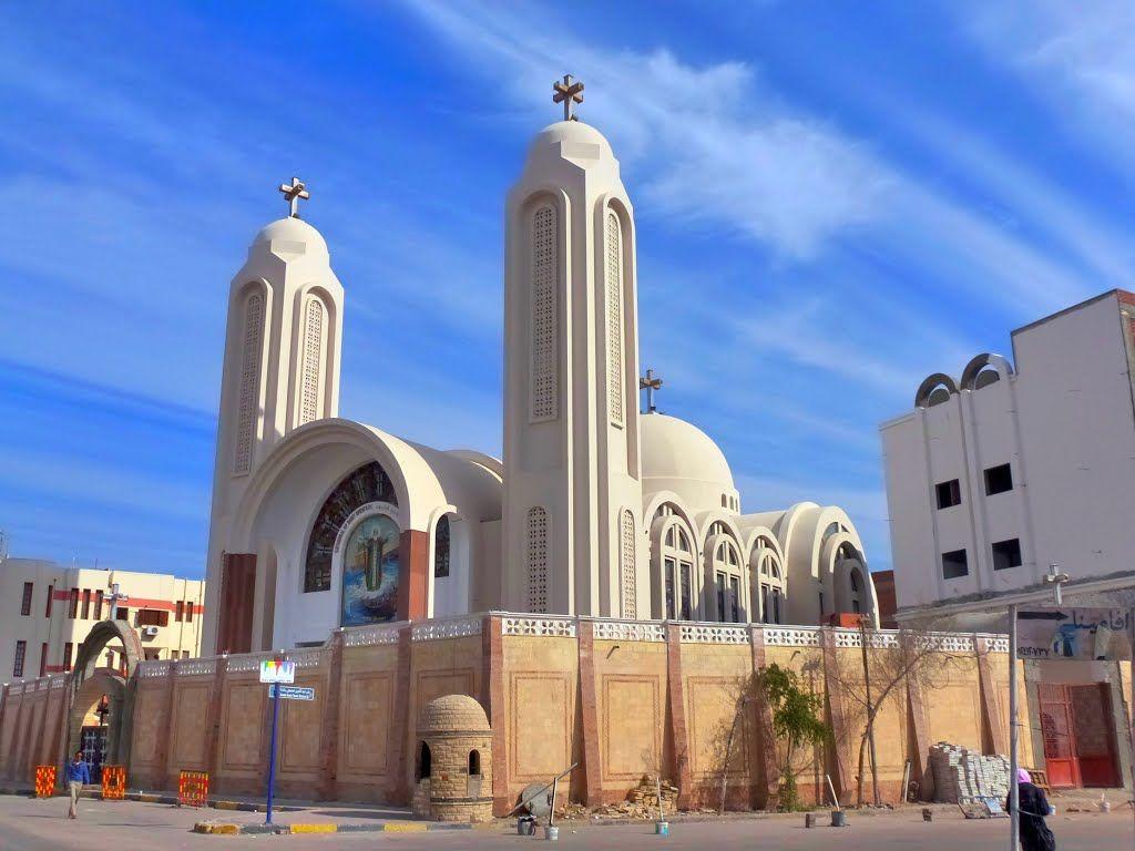 Коптский храм / planetofhotels.com
