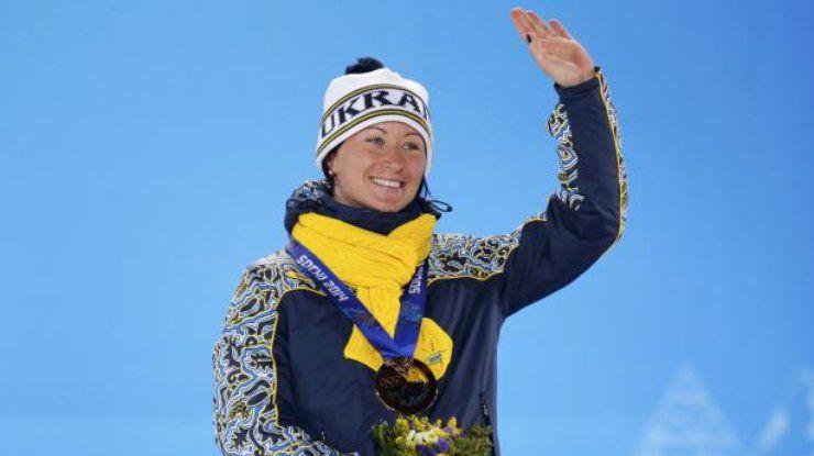 Вита Семеренко / biathlon.com.ua