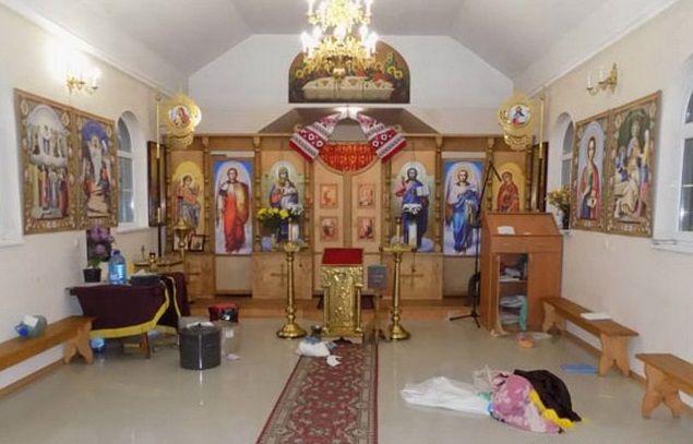 На Вінничині чоловік обікрав церкву / Вiнниця.info