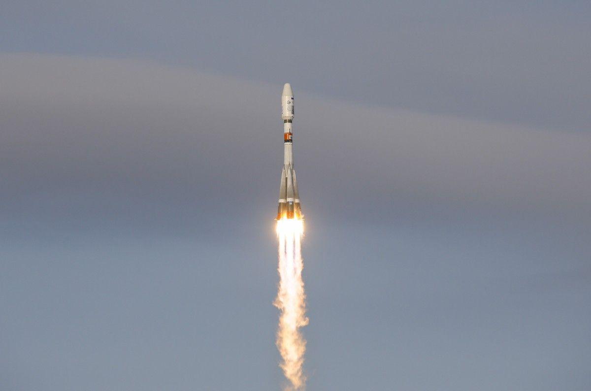 Зкосмодрому Східний вдруге в історії запустили ракету