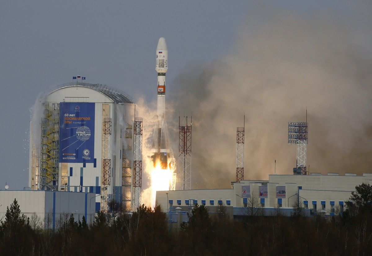 Російський супутник невийшов на цільову орбіту