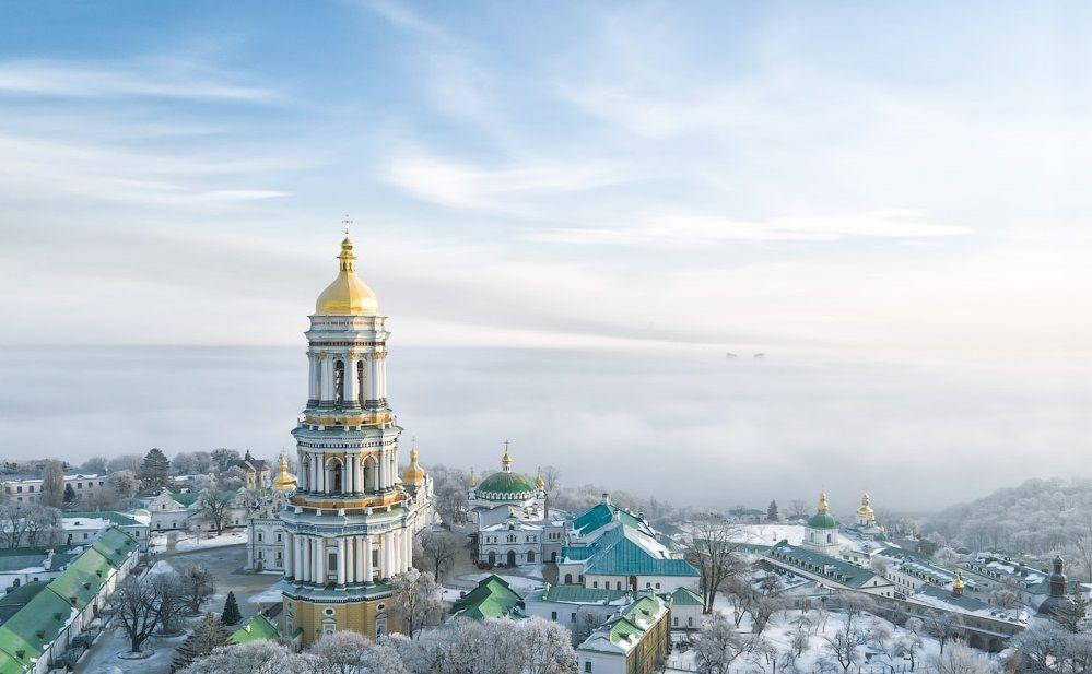 В Большой Лаврской колокольне откроется резиденция святого Николая / skyandmethod.com
