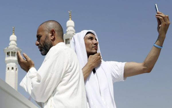 В главных святынях ислама запретили фотосъемку / islam-today.ru